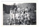 Gruppenfoto mit Schulklasse und Lehrpersonen...